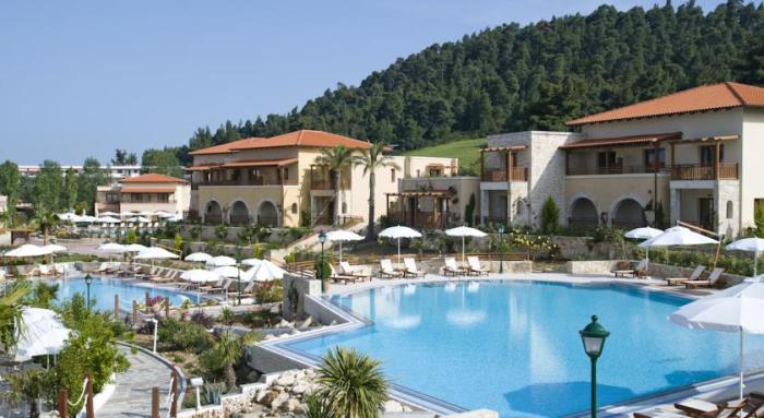 Aegean Melathron Thalasso Spa Hotel, Kallithea, Kassandra, Chalkidiki