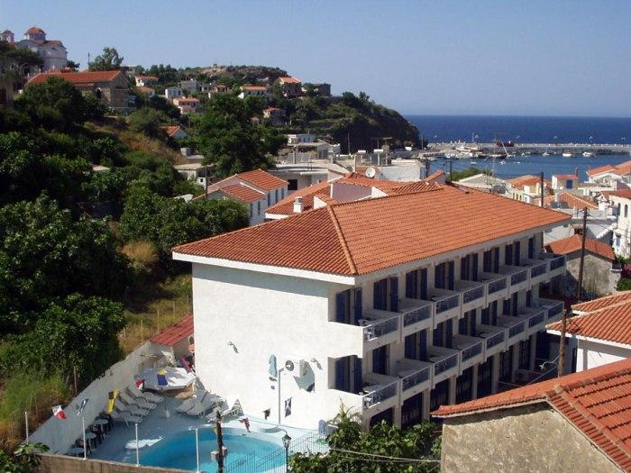 Atheras Hotel, Evdilos, Ikaria