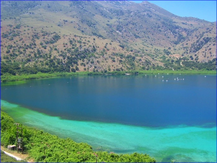 Lake Kournas