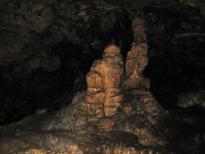 The Eileithyia Cave