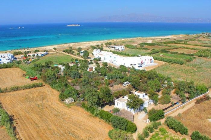 Plaka Camping, Naxos